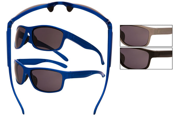GR10 - Sports Wrap Sunglasses