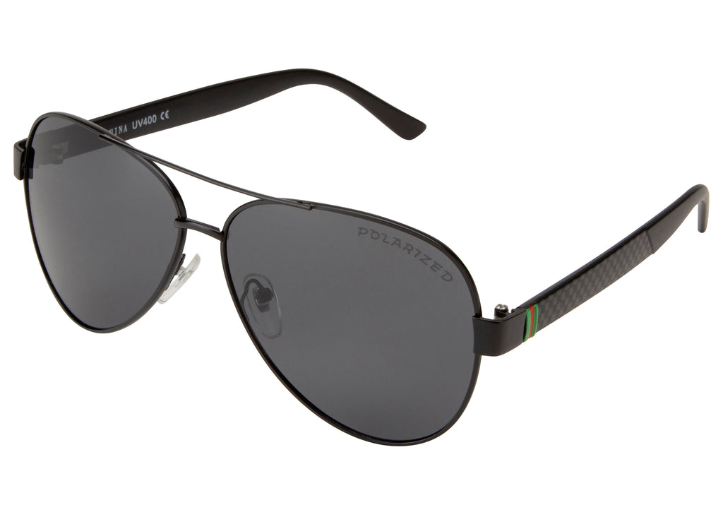 GU28P - Polarized Racing Pilot Sunglasses