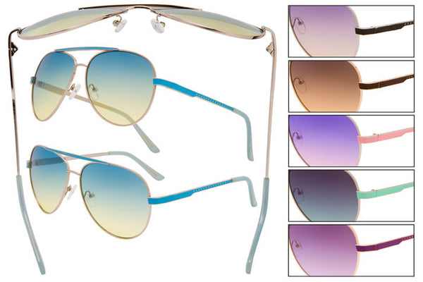 JC10 - Pilot Sunglasses