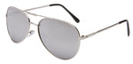 KC04 - Wire Rimmed Pilot Sunglasses