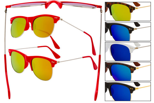 KC16 - Retro Plastic Sunglasses
