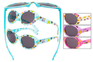 KID25 - Girls Fashion Sunglasses