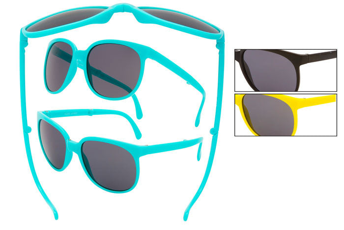 KID33 - Girls Foldable Fashion Sunglasses