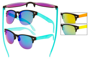 KID35 - Kids Retro Sunglasses