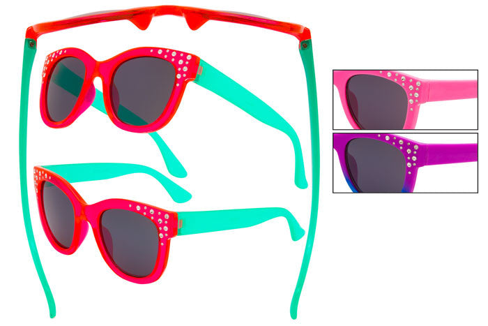 KID41 - Girls Fashion Sunglasses