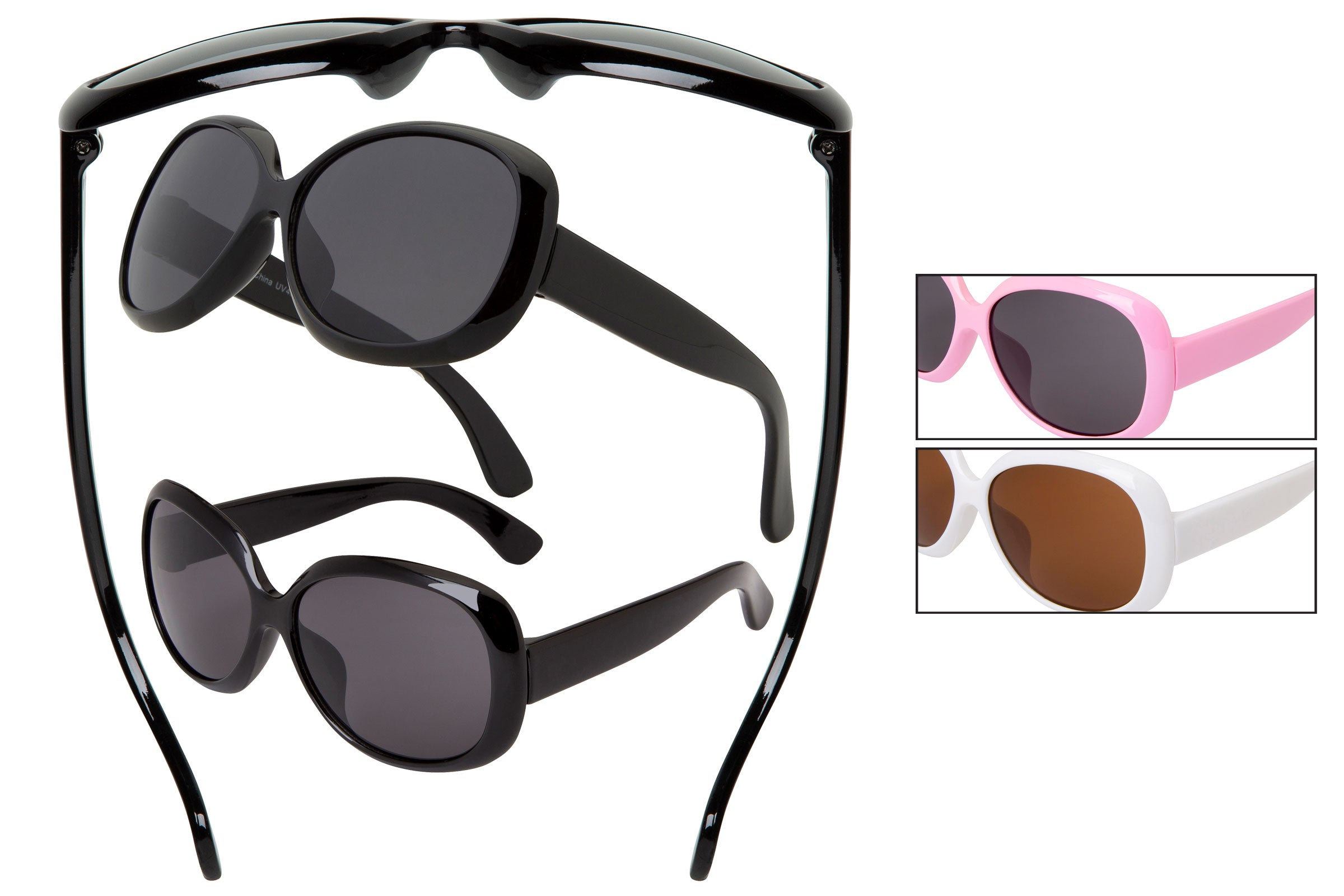KID68 - Girls Fashion Sunglasses