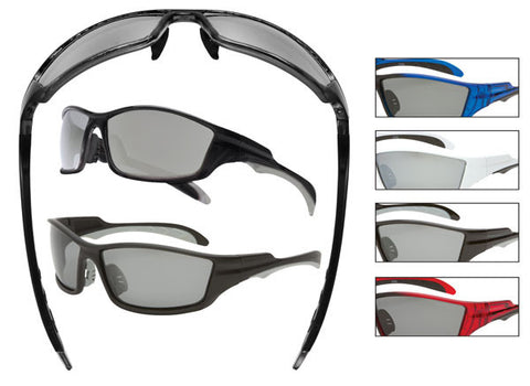 KL08 - Sport Wrap Sunglasses