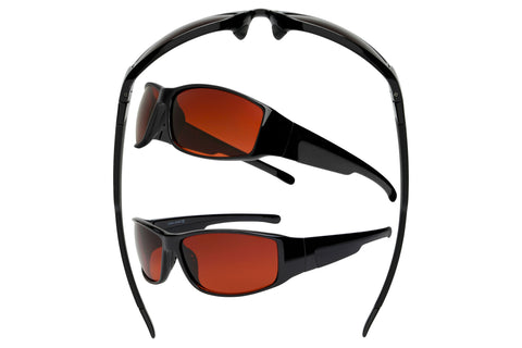 KN01DR - Sports Wrap Sunglasses