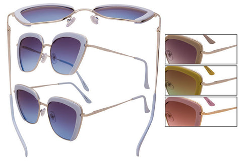 MU07 - Women's Fashion Sunglasses