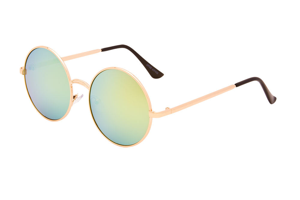 OP09 - Metal Wire Sunglasses