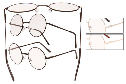 OP10CL - Clear Optix Sunglasses