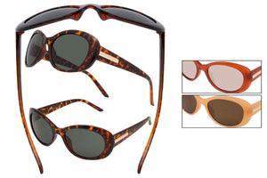 PD21 - Women's PC Fashion Sunglasses