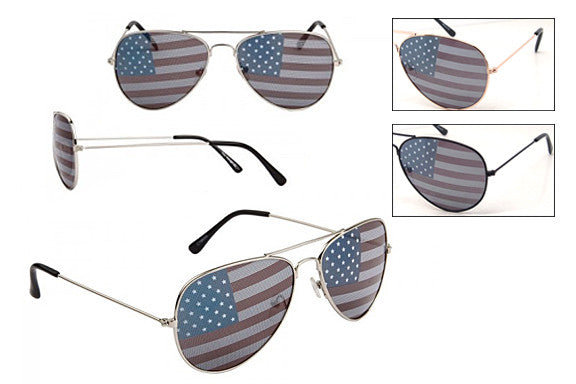 RB08USA - Pilot Sunglasses