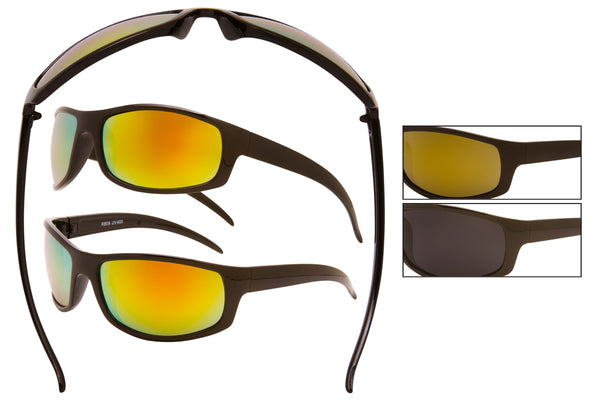RB09 - Sport Wrap Sunglasses