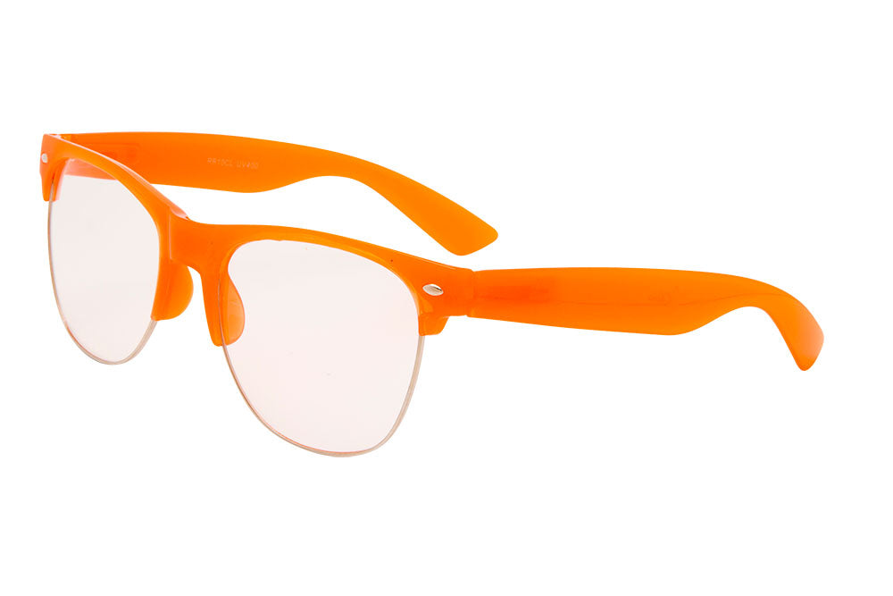 RB10CL - Retro Sunglasses w/ Clear Optix