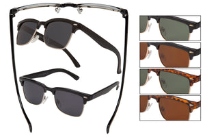 RB55P - Polarized Retro Sunglasses