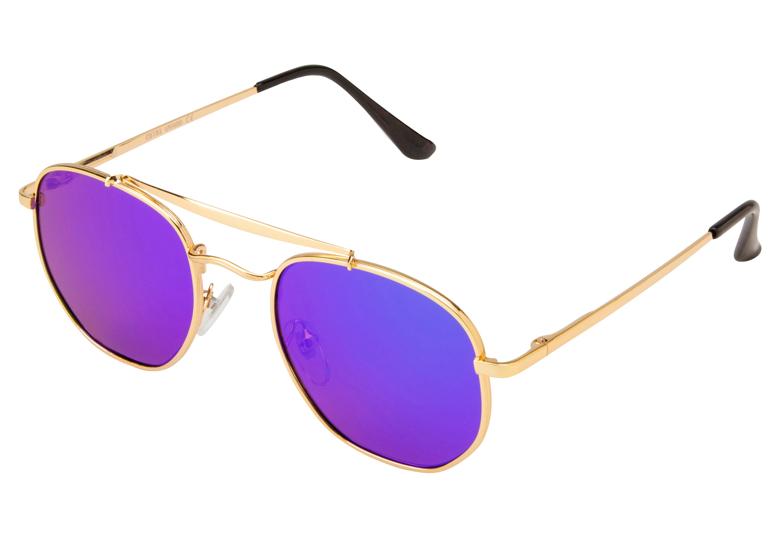 RB58 - Metal Wire Sunglasses