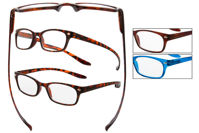 RG18 - Reading Glasses Assorted Powers