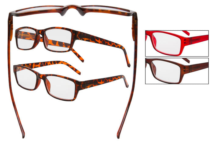 RG19 - Reading Glasses Assorted Powers