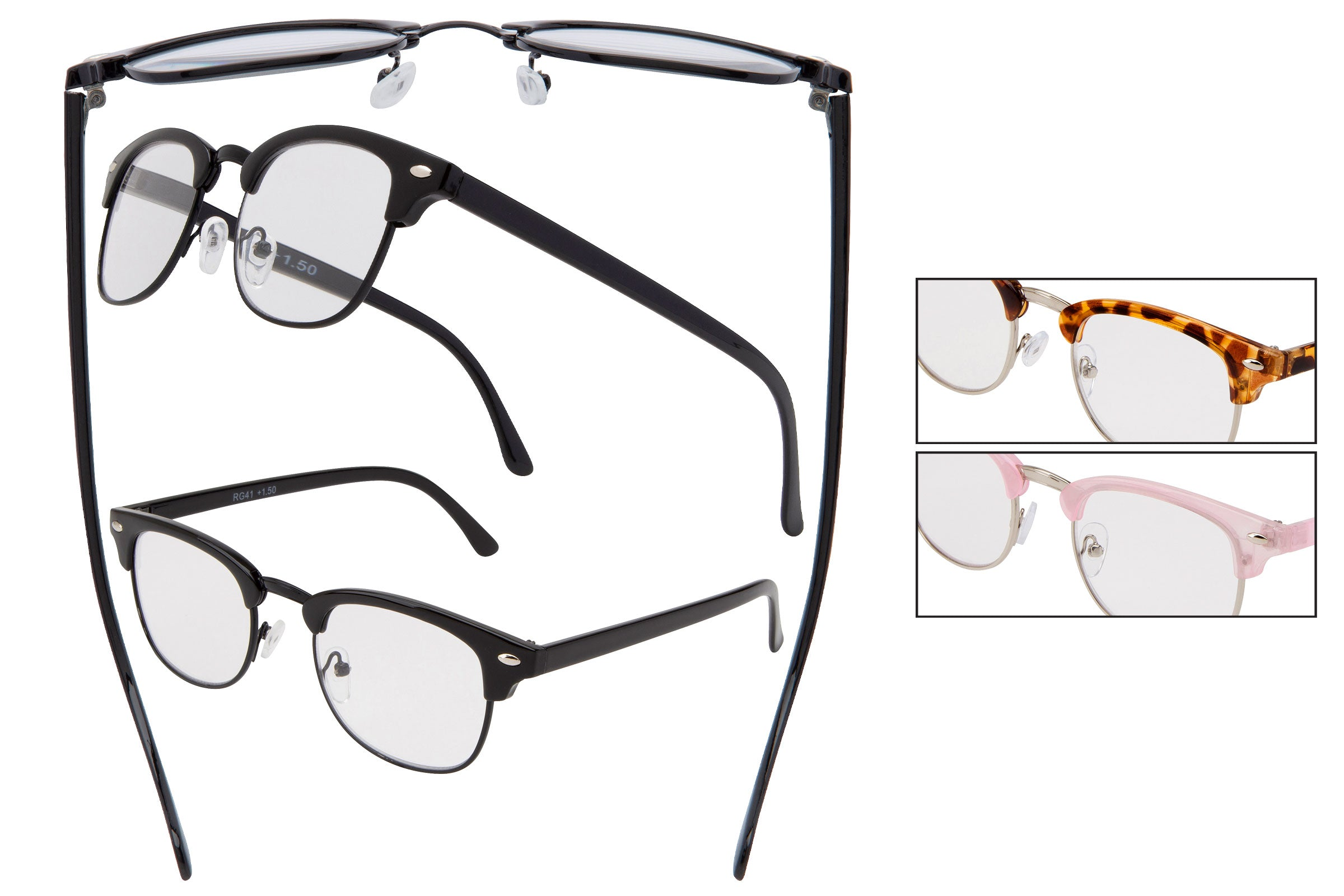 RG41 - Vox Reading Glasses Assorted Powers