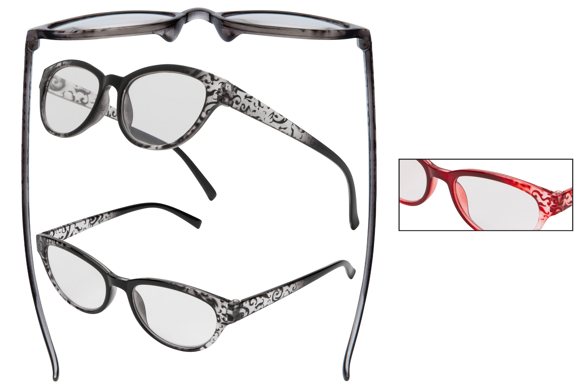 RG44 - Reading Glasses Assorted Powers