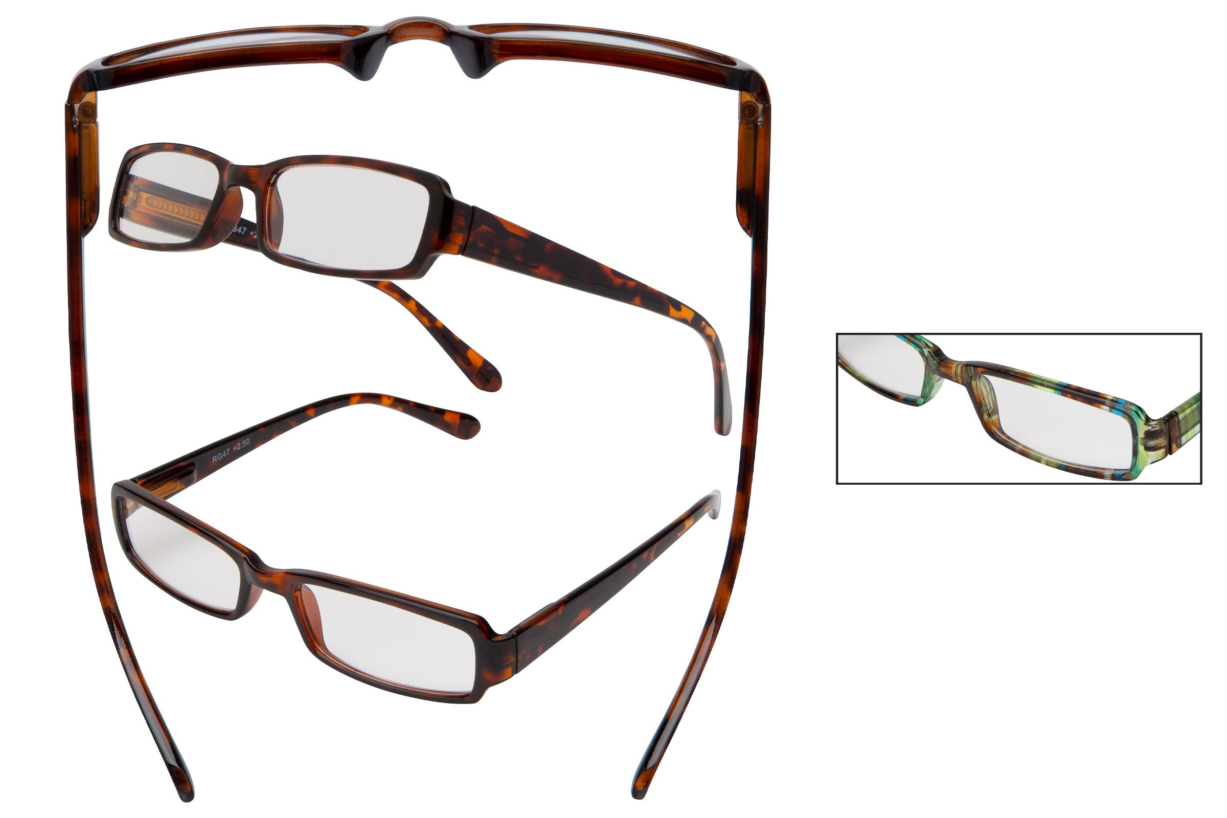 RG47 - Reading Glasses Assorted Powers