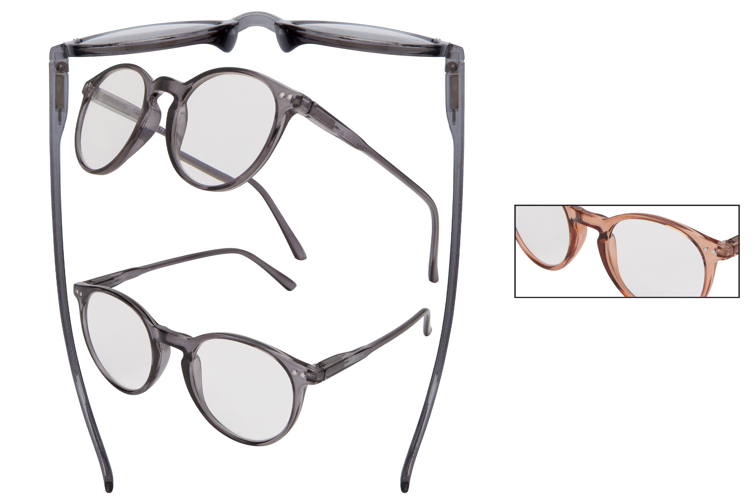 RG53 - Reading Glasses Assorted Powers