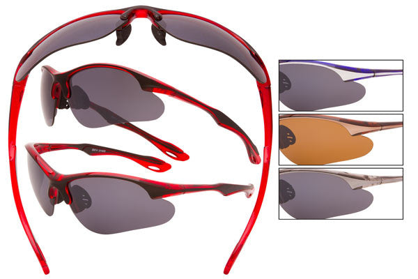 SM14 - Sport Wrap Sunglasses