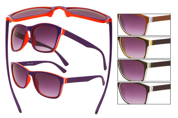 SM15 - Sport Wrap Sunglasses