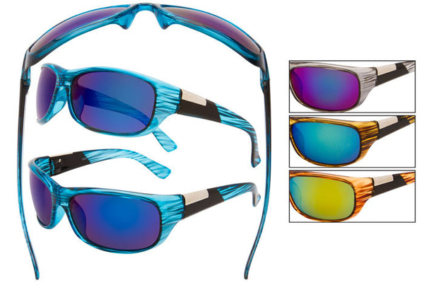 SM17 - Sports Wrap Sunglasses