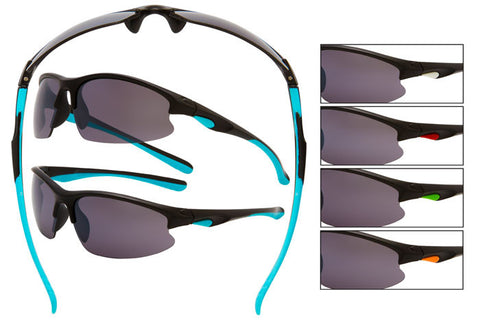 SM21 - Sport Wrap Sunglasses