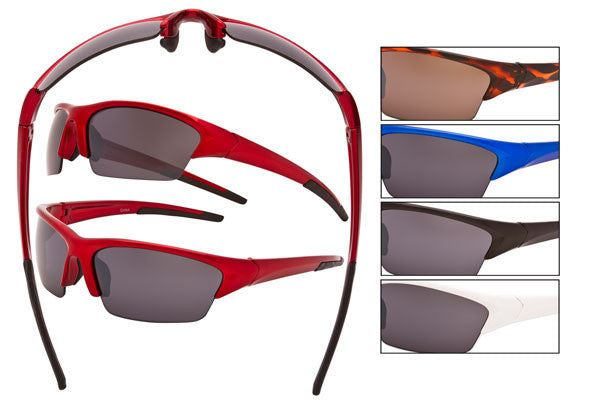 ST05 - Sports Wrap Sunglasses