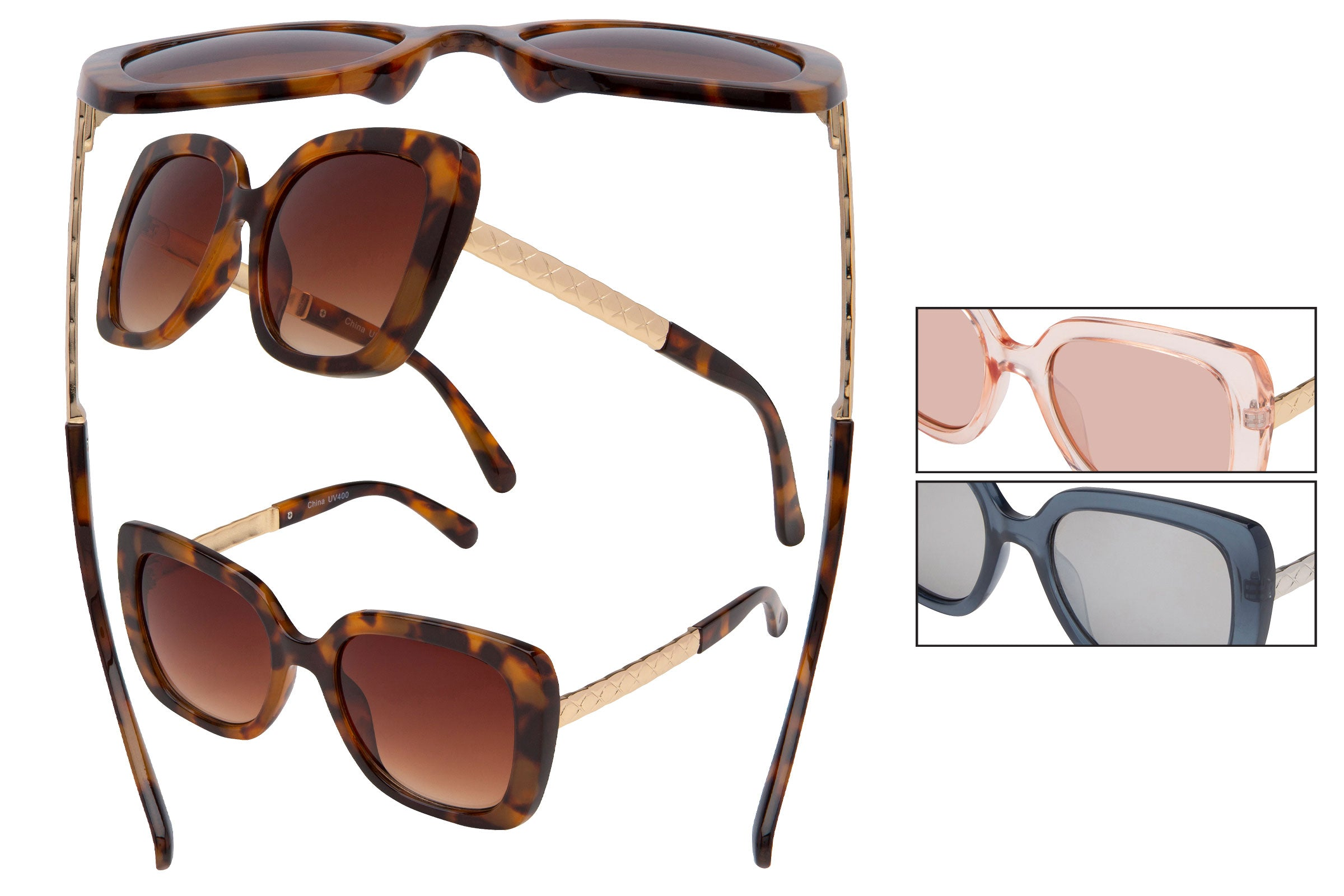 TF27 - Women's Fashion Sunglasses