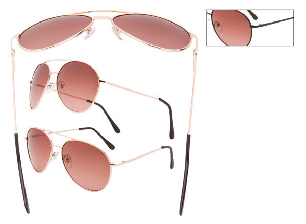 Aviator Reading Glasses/SunReaders - TH01DR