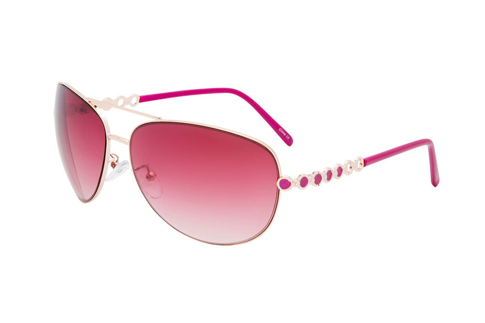 TI01 - Women's Pilot Sunglasses