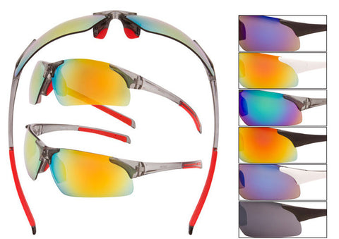 UA05 - Sport Wrap Sunglasses