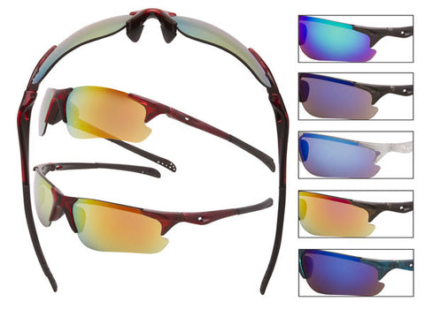 UA09 - Sport Wrap Sunglasses