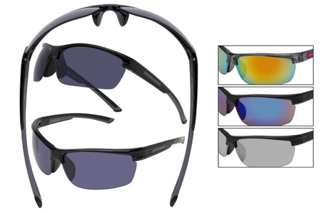 UA11 - Sport Wrap Sunglasses