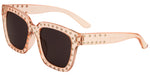 VE22 - Women's Fashion Sunglasses w/ Rhinestones