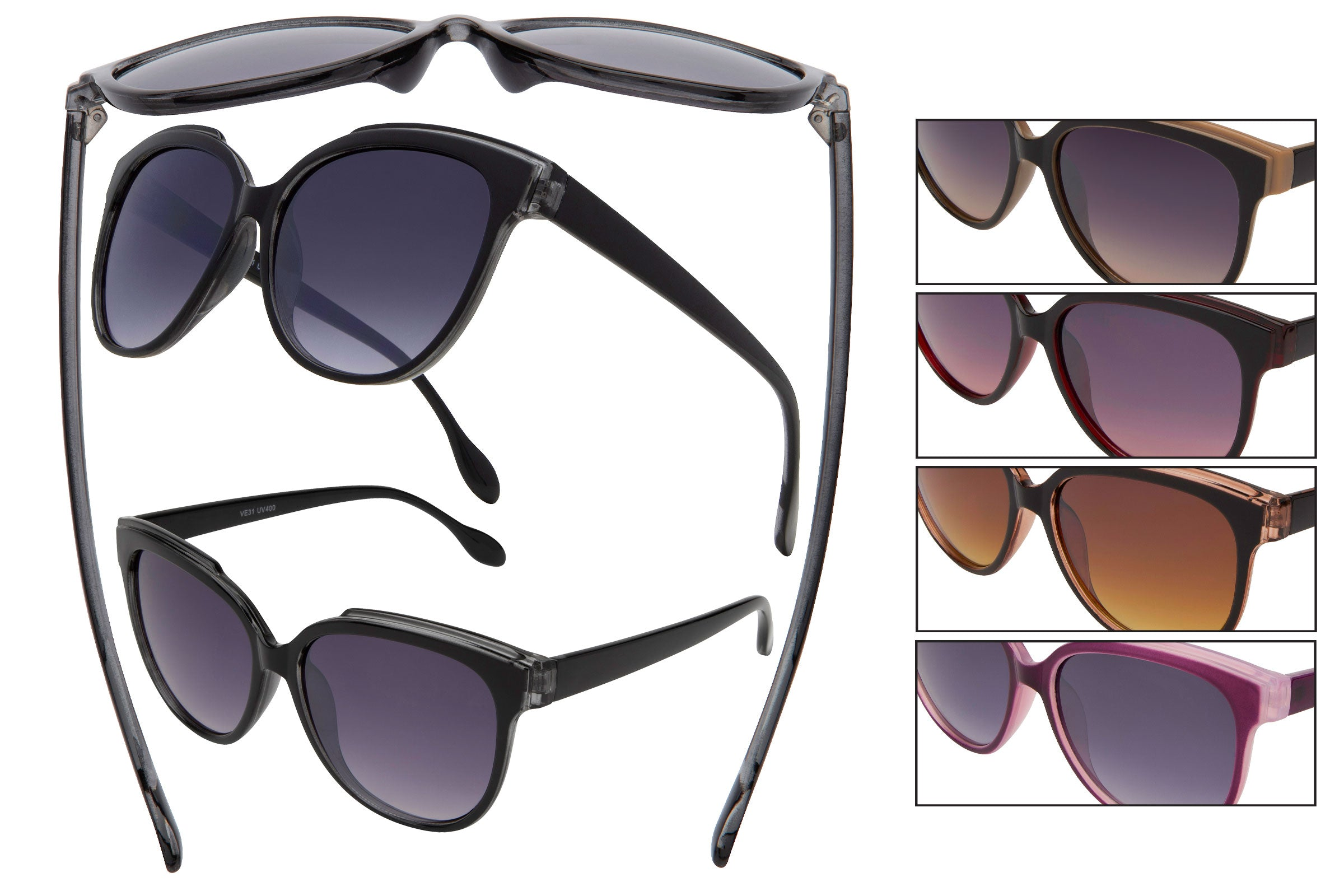 VE31 - Women's Fashion Sunglasses