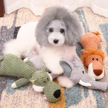 Load image into Gallery viewer, Dog Plush Toy Set - The three brothers