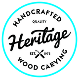 Heritage Handcrafted Logo