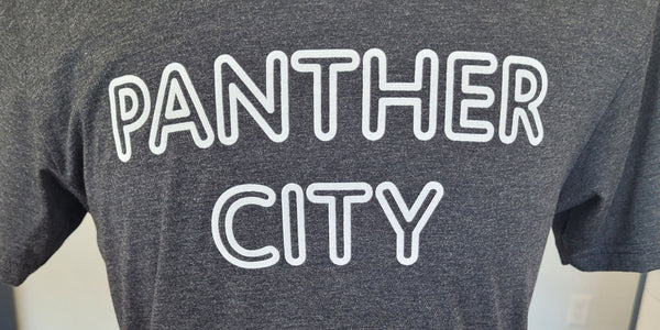 Panther City Shirt With Vinyl Application