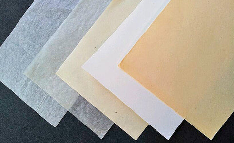 Gampi Papers - Fine Art Papers