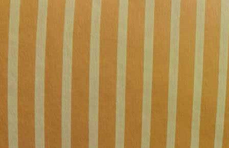 Jewel-Toned Cotton Yellow Stripes