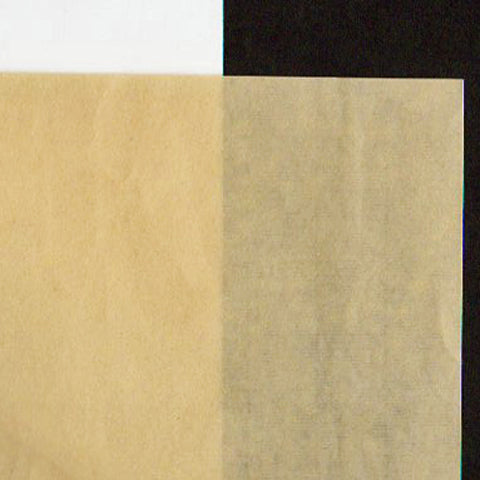 Xuan Clean Bark Unbleached Sized CH-MLW - half-sheet