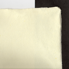 Tājā Cotton Warm White Paper with Sizing  IN-1-200