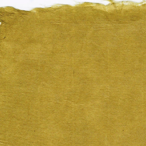 Hanji  Mustard Yellow-KH-My