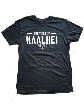 THE VOICE OF KAALHEI Shirt