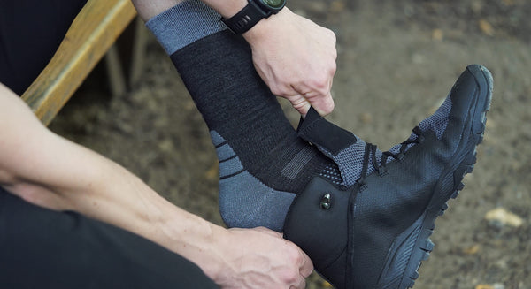 Key Features - G - Thermal Socks - Reinforced Construction